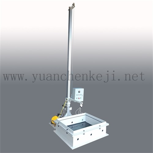 Falling Ball Test Apparatus for Glazing Materials in Buildings