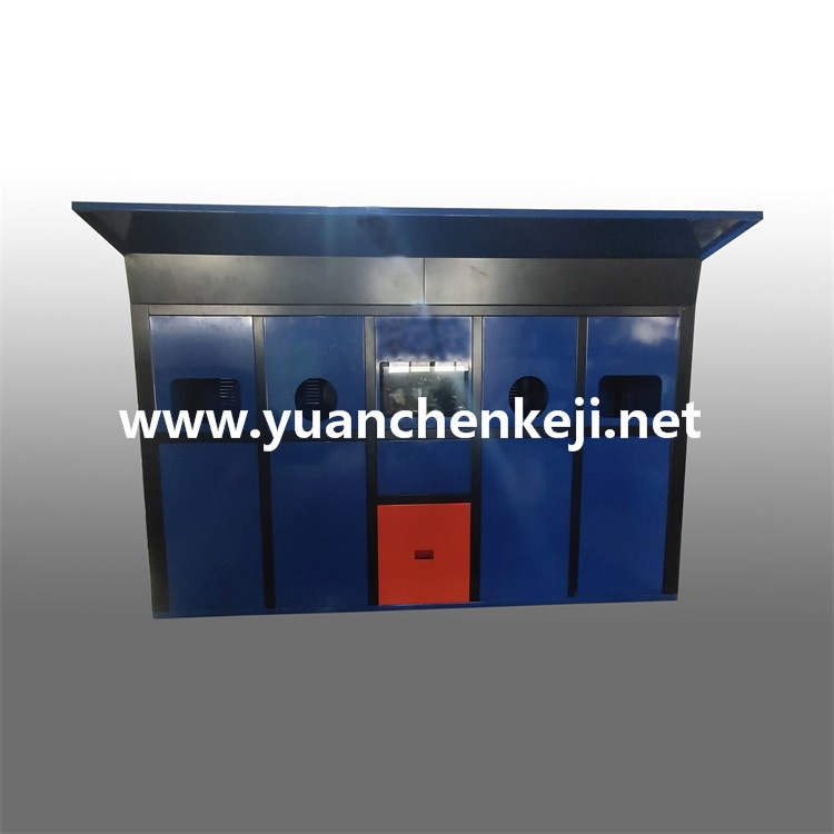 Intelligent Waste Sorting And Collection Box