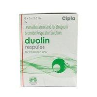 Levosalbutamol & Ipratropium Respirator Solution