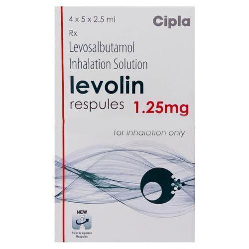 Levosalbutamol Inhalation Solution
