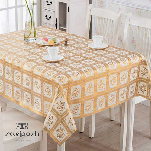Golden 54 Table Cover
