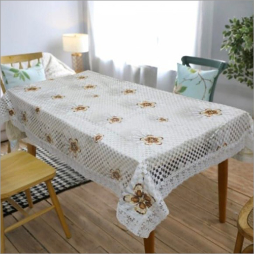 Jali Print Table Cover