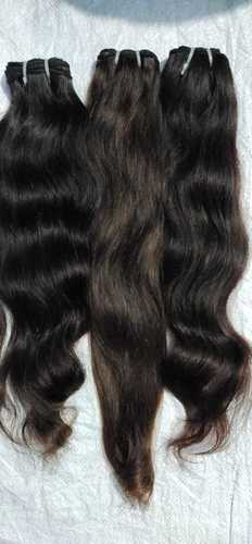 Natural Wavy Black Hair