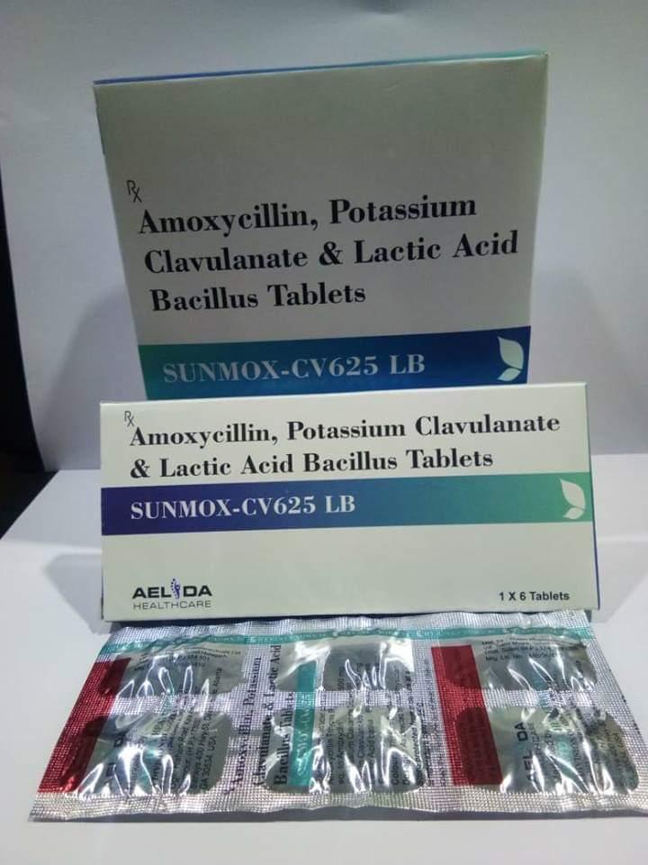 Amoxycillin Clavulanate Tablets