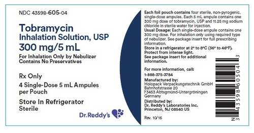 Tobramycin Inhalation Solution
