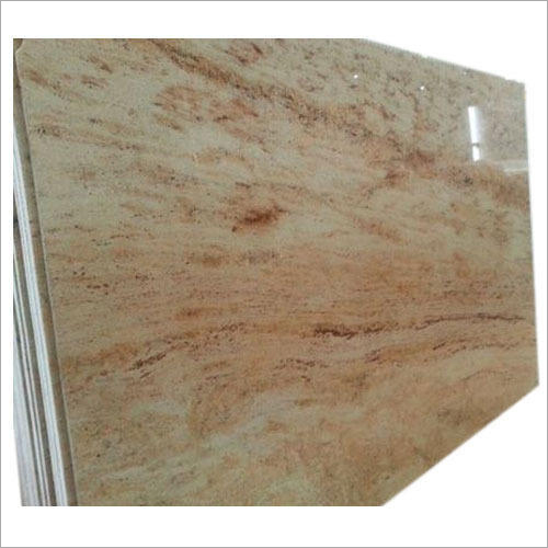 Designer Ivory Brown Granite Stone