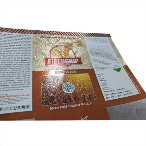 Fertiliser Metallic Box Printing Services