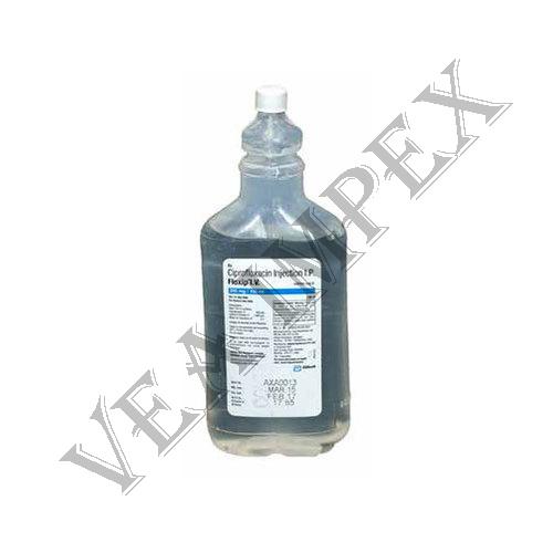 Ciprofloxacin Intravenous Infusion