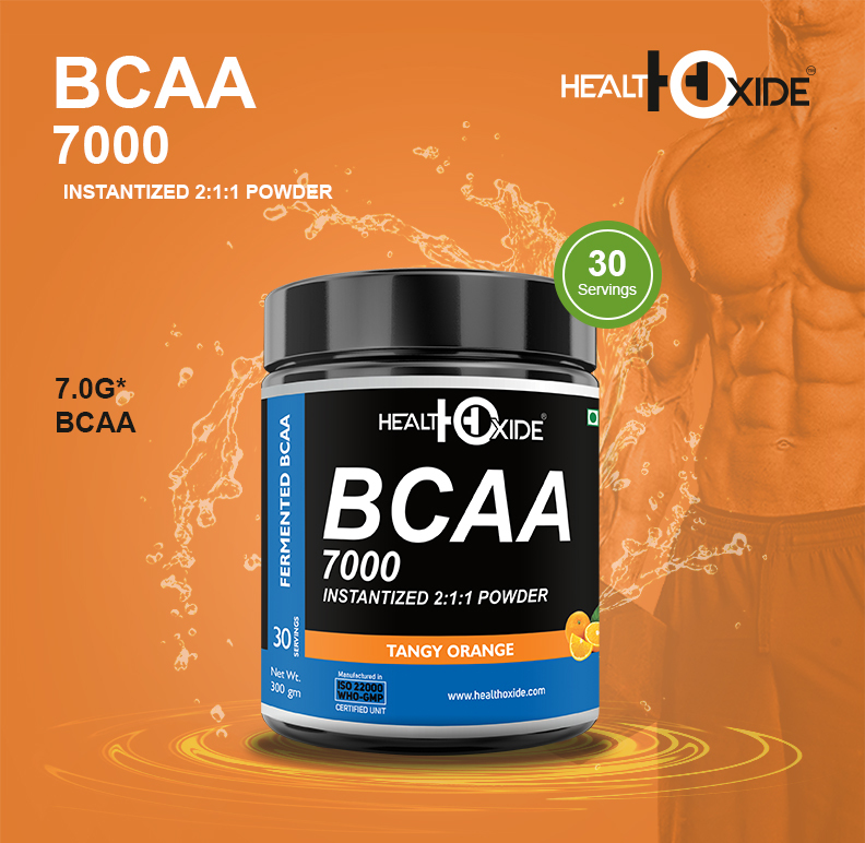 BCAA Tangy Orange