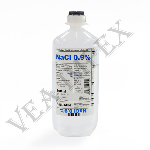 Sodium Chloride Intravenous Infusion