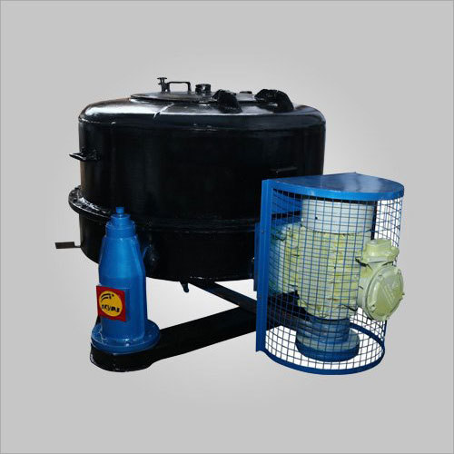 SS Electric Hydro Extractor Machine