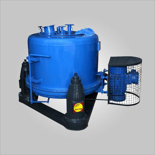 Steel GMP Model Centrifuge Machine