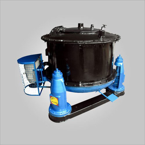 Four Point Manual Top Discharge Centrifuge