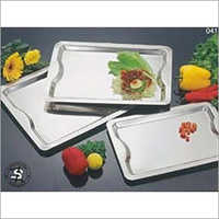 023_Stainless Steel Regular Serving Tray