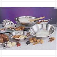 Stainless Steel Regular Mixing Bowls