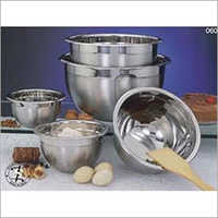 Stainless Steel Elegant Mixing Bowls