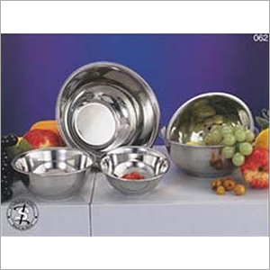 Stainless Steel Footed Bowls