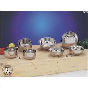 Stainless Steel Dinner Bowls