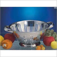 Stainless Steel Deep Leaf Colander