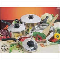 Stainless Steel 7 Pcs Regular Cookware Set