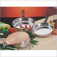 Copper Bottom And Non Stick Cookware