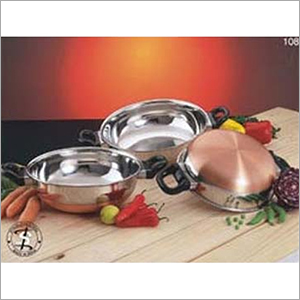 Stainless Steel Wok Cookware Set