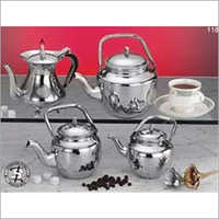 Stainless Steel Tea Kettle Set