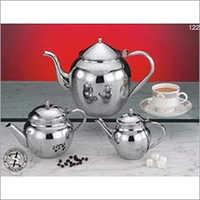 Stainless Steel Arabian Tea Pot