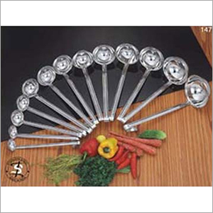 Stainless Steel Soup Ladle Set