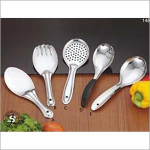 Stainless Steel Serving Spoon