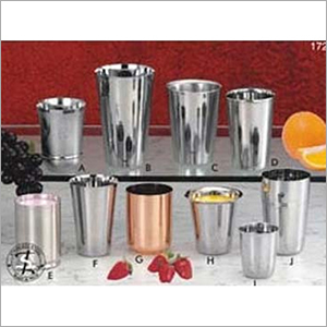 Stainless Steel Glass Tumbler