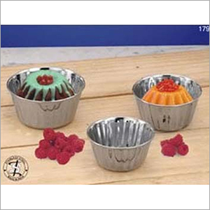 Stainless Steel Jelly Cup