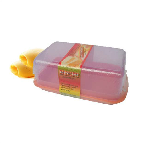 Plastic Butter Case