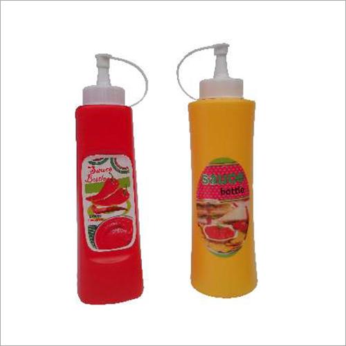 Plastic Sauce Bottle