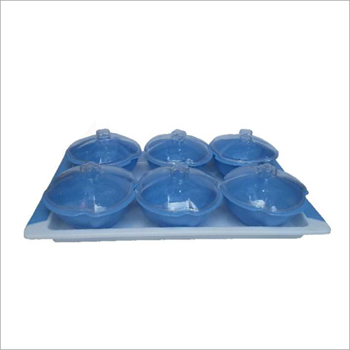Plastic Tray With Jelly Bowl
