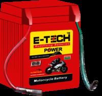 ERC E-TECH POWER 3LC Kick Start Motorcycle