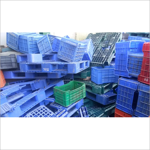 Plastic Crate Scrap