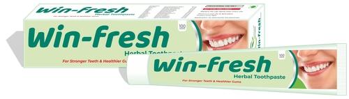 Win-fresh Herbal Toothpaste