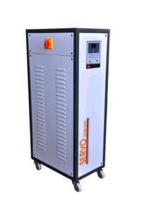 Erode 15 KVA 3 Phase Wood Cutting Machine Air Cooled Servo Stabilizer
