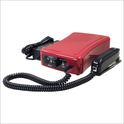Ultrasonic Dot-line Sealer