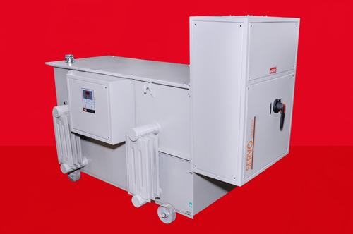 Tamilnadu 250 Kva 3 Phase Oil Cooled Servo Stabilizer Manufacturer Ambient Temperature: 0-50 Celsius (Oc)