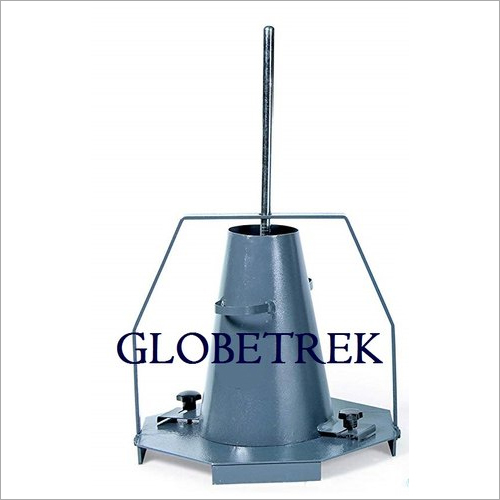 Concrete Consistency Slump Test Apparatus