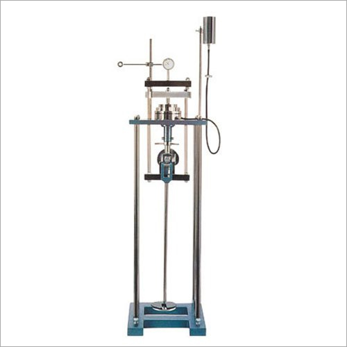 Consolidation Apparatus Single Gang