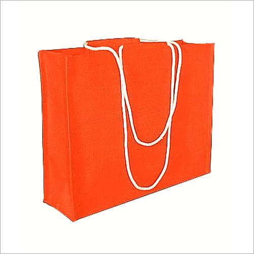 Jute Handled Shopping Bag