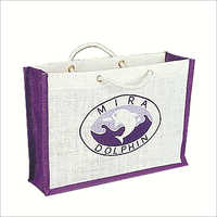 Jute Fancy Promotional Bags
