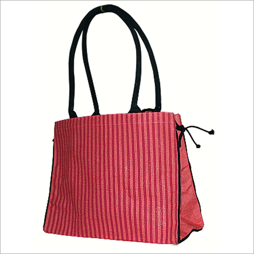 Jute Fancy Hand Bag