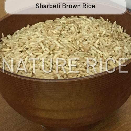Sharbati Brown Rice