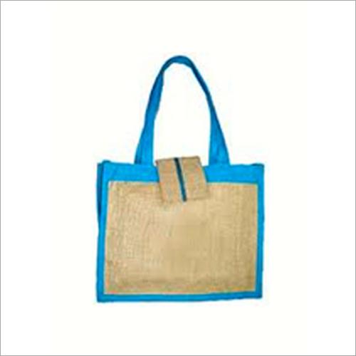 Jute Canvas Tote Bags