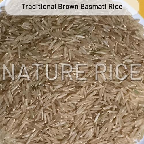 Traditional Brown Basmati Rice