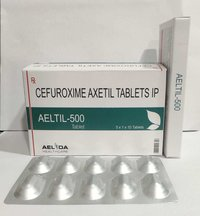 Cefuroxime Axetil 500 Mg Tablet
